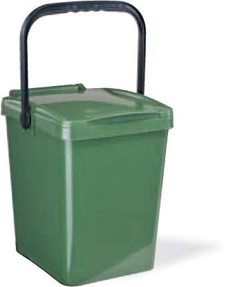 Sorteercaddy 20 liter