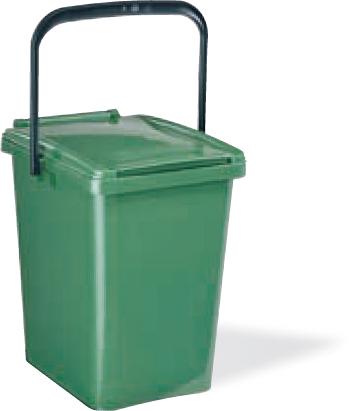 Sorteercaddy 10 liter