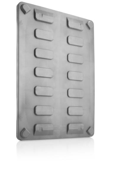 Palletbox CB1 deksel